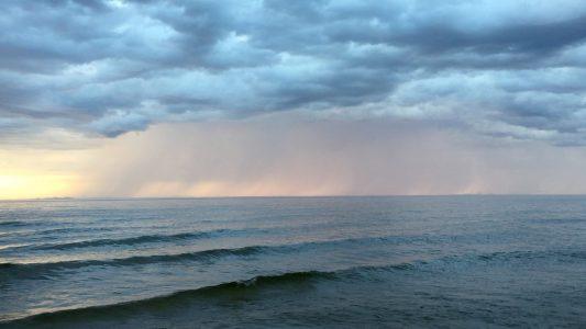 So groß wie das Meer