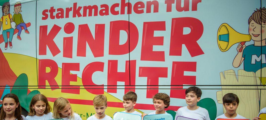 Kinderrechte feiern Geburtstag