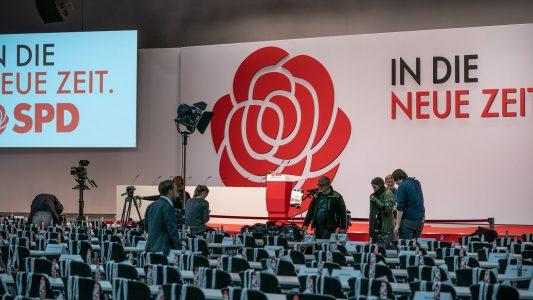 Zwei neue Chefs für die SPD