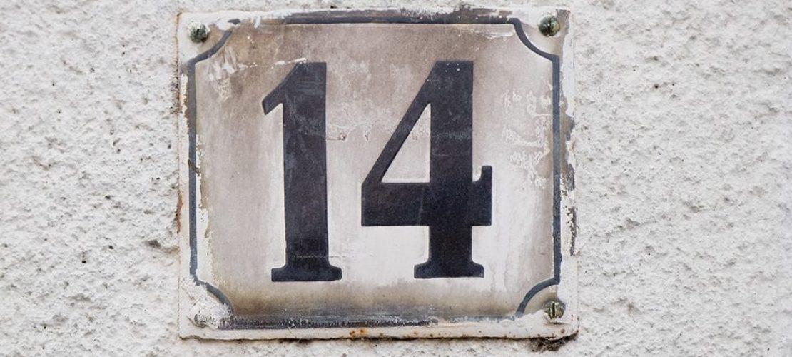 Adventskalender – Tür 14