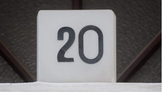 Adventskalender – Tür 20