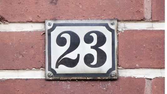 Adventskalender – Tür 23