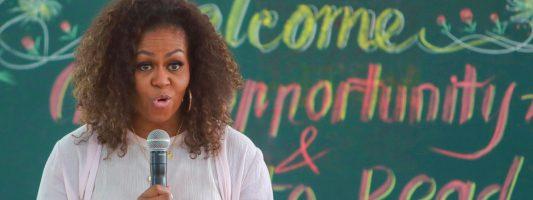 Happy Birthday Michelle Obama