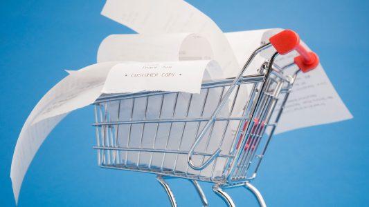 Für jeden Einkauf einen Kassenzettel