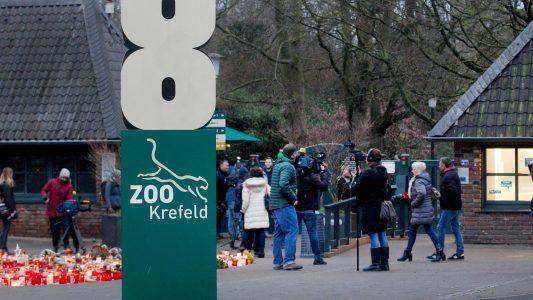 Krefelder Zoo hat nach Brand wieder geöffnet