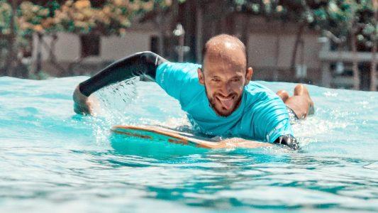 """""""Im Wasser bin ich frei"""""""