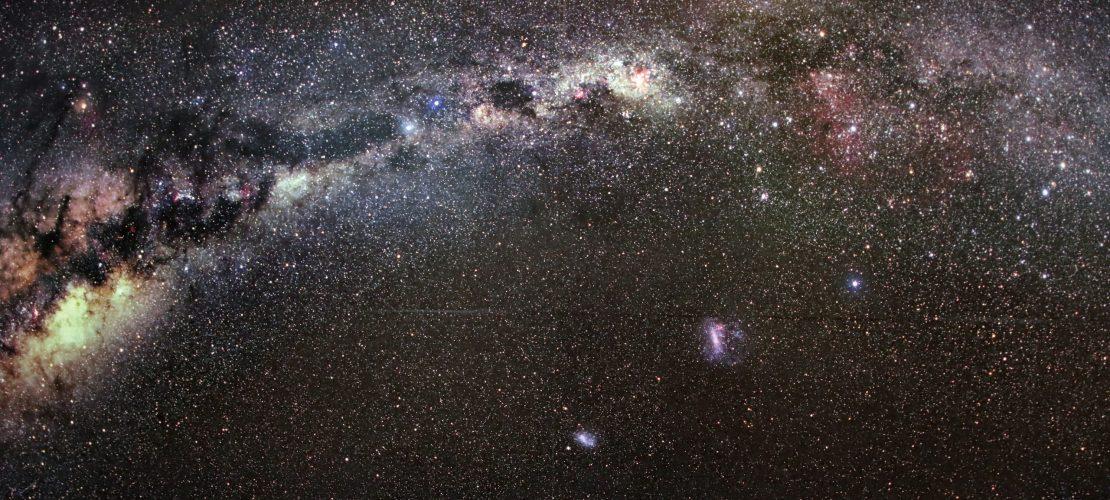 Wenn ein Stern verschwindet