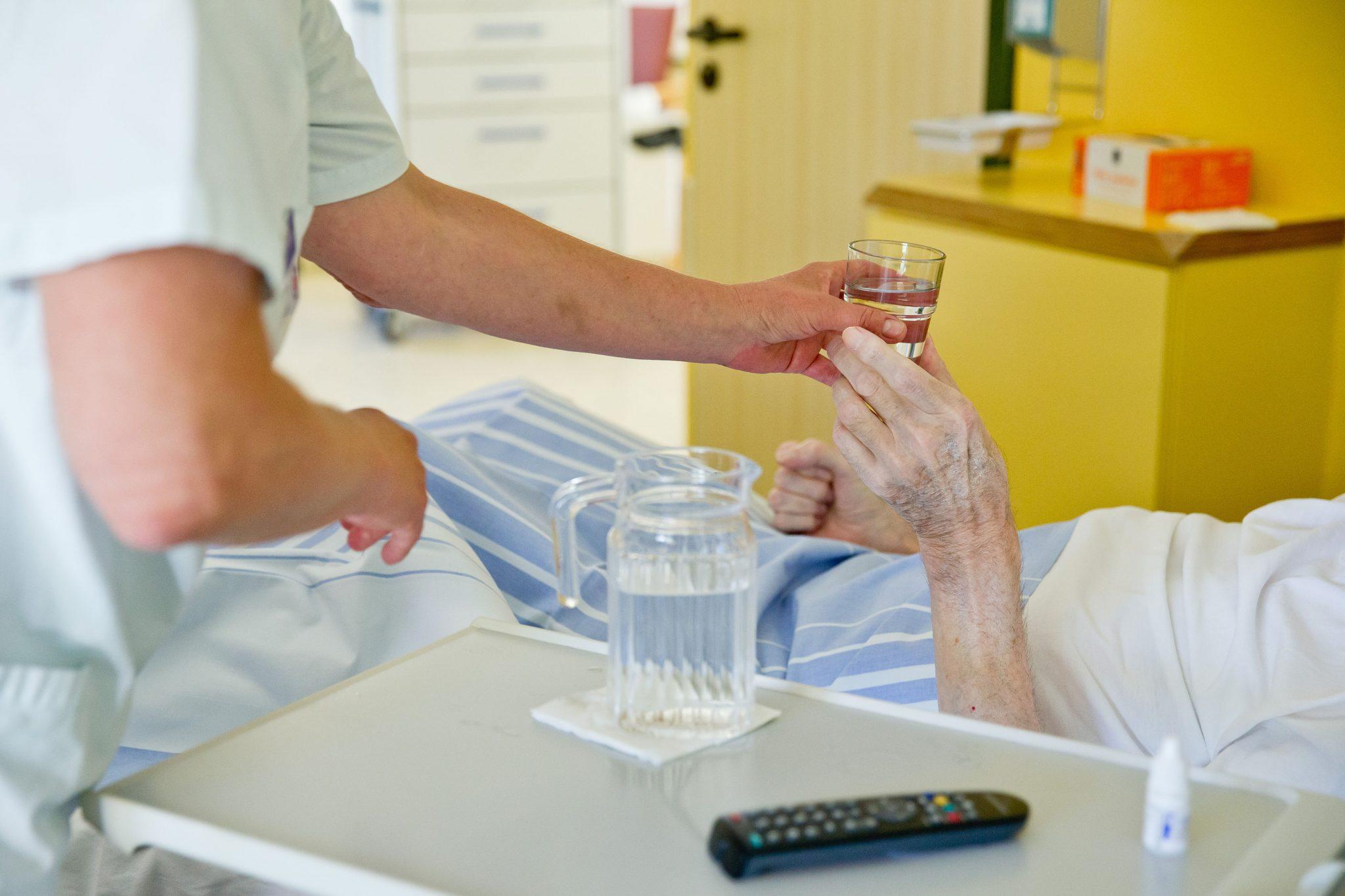 Krankenschwester kennenlernen
