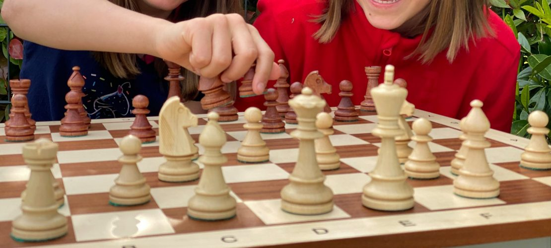 Wer Schach kann, ist oft auch gut in Mathe