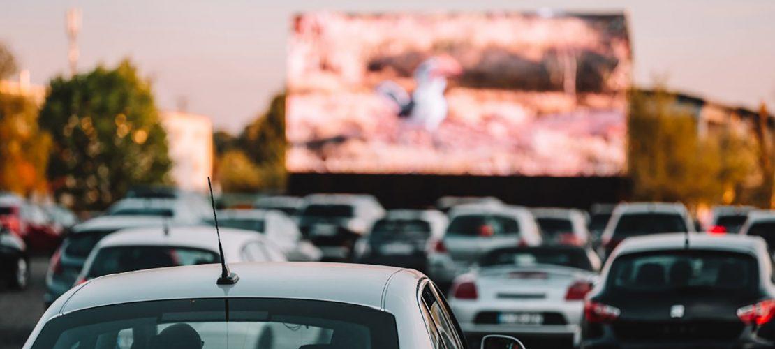 Ein Film durch die Windschutzscheibe