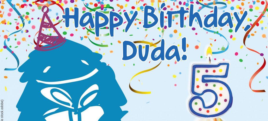 Happy Duda!