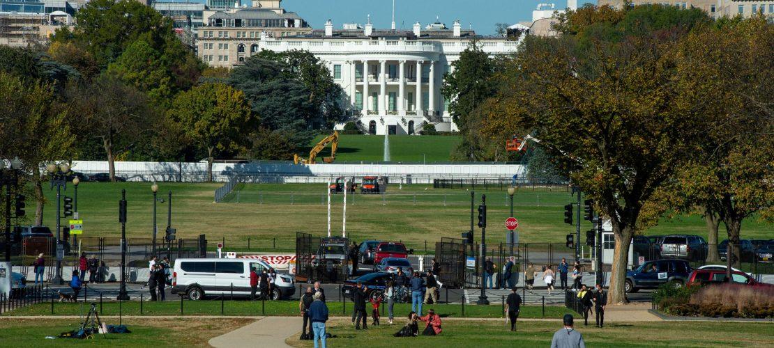 Wer zieht ins Weiße Haus?