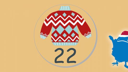 Adventskalender 22. Türchen