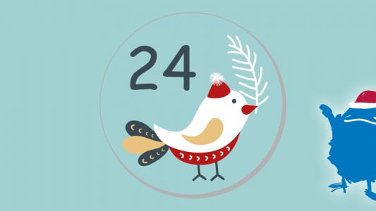 Adventskalender 24. Türchen