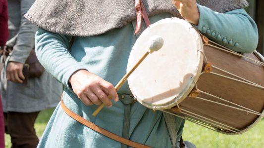 Instrumente einer anderen Zeit