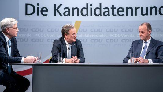 Drei Männer für die CDU