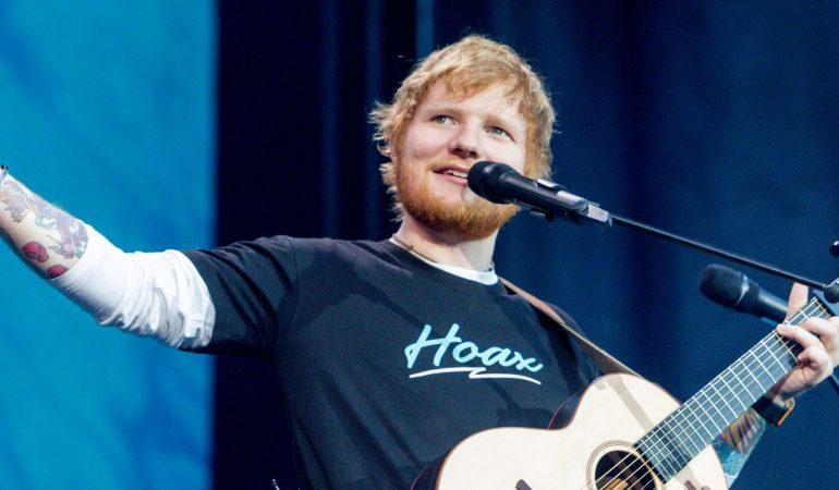 3 x 10 x Ed Sheeran