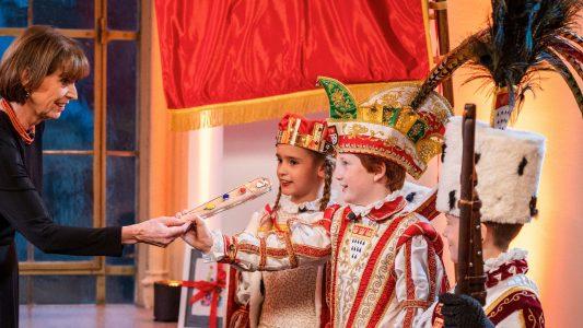 """""""Karneval bringt Farbe nach Köln"""""""