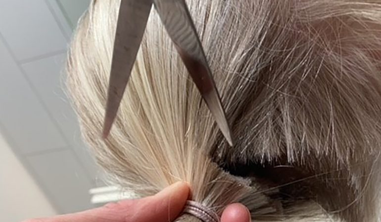 Haare ab für den guten Zweck