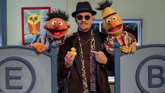"""""""Bert kann gar nicht singen"""""""