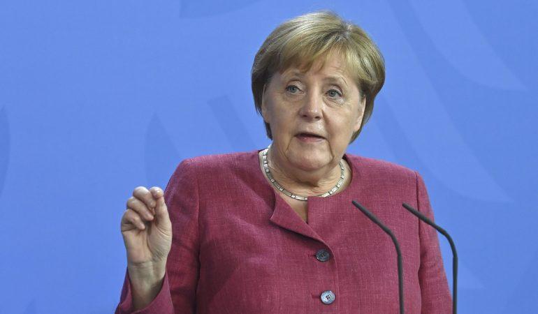 Tschüss, Frau Bundeskanzlerin!