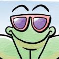 Wir erklären Dir, wie man einen Frosch eichnet, Bild: Jansen