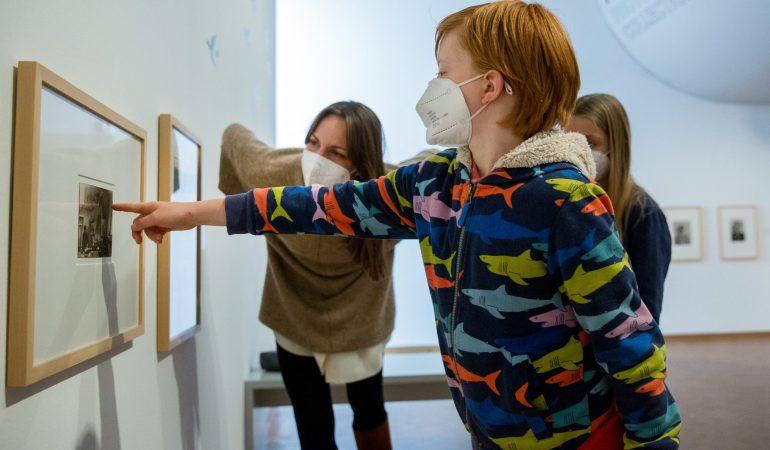 Kunst auf Augenhöhe der Kinder